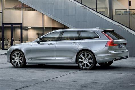 2018 Volvo V90 Wagon Review Price Specs Engine Interior