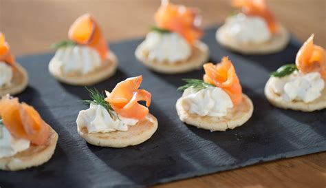 m canapes canapés mrs bees kitchen