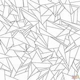 Coloring Pages Tessellation Gilbert Printable Tessellations Geometric Paper Drawing sketch template