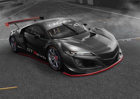 acura nsx gt evo news information research pricing