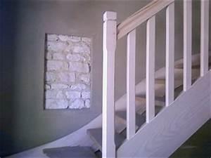 Comment Vitrifier Un Escalier : proteger escalier bois brut resine de protection pour peinture ~ Farleysfitness.com Idées de Décoration