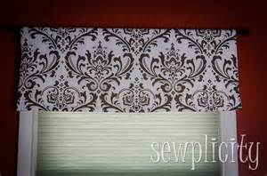 How to Make Kitchen Curtain Valances