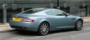 2005 Aston Martin Db9 Coupe Vin Number Search