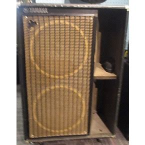 Yamaha Bass Cabinet by Used Yamaha S215 Bass Cabinet Guitar Center