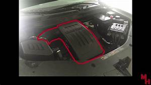 How To P2432 Replace Secondary Air Injection Check Valve