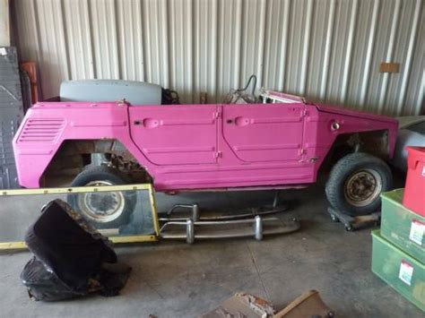 1973 Vw Thing Parts/salvage Car For Sale In Winston Salem