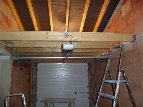 faire un plafond dans un garage la mezzanine du garage la maison de c 233 line et olivier