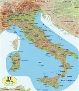 designer sonnenbrille cartina italia fisica monti