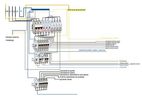instalacja w domu jednorodzinnym elektroda pl