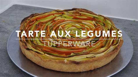recette pate a tarte tupperware recette tupperware tarte aux l 233 gumes
