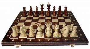Schachspiel Holz Edel : schach edles schachspiel aus holz 54 x 54 cm handarbeit ebay ~ Watch28wear.com Haus und Dekorationen