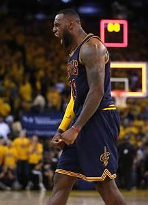 Lot Detail - 2015 LeBron James NBA Finals Game Used ...  James