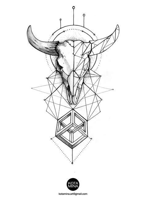 Pin von Gewo auf Ink | Steinbock tattoo, Stier tattoos