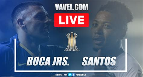 Highlights and best moments: Boca Juniors 0-0 Santos in ...