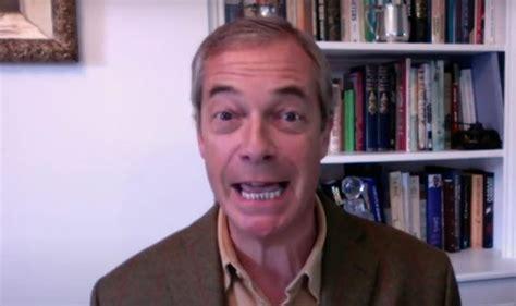 Nigel Farage speaks out after EU legal action - warns ...