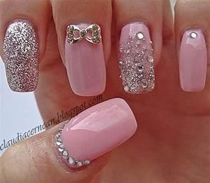 Pink Nail Art Designs & Ideas 2013/ 2014 | Fabulous Nail ...