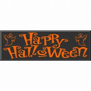 Happy Halloween Sign | Wood Signs | Custom Wood Signs