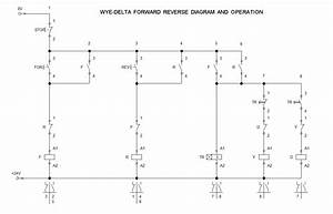 Star Delta Forward Reverse Control Circuit Pdf