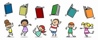Reading Literacy Books Children Childrens Programs Cartoon
