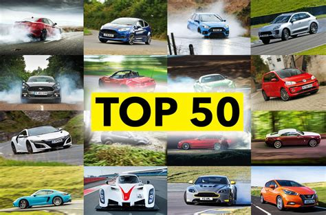 The 50 Best New Cars Of 2017 506 Autocar