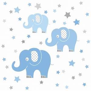 Bordüre Kinderzimmer Elefanten : 10 besten elefanten in blau grau bilder auf pinterest blau grau elefanten und babys ~ Markanthonyermac.com Haus und Dekorationen