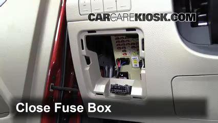 interior fuse box location   hyundai elantra gt  hyundai elantra gt   cyl