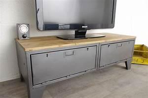 Meuble Tv Original : meuble tv original avec les meilleures collections d 39 images ~ Teatrodelosmanantiales.com Idées de Décoration
