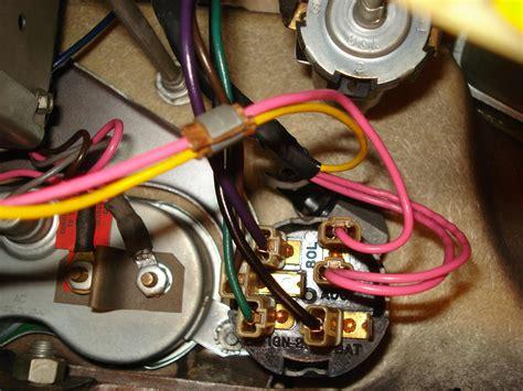 Ignition Switch Wiring Extra Dark Green Wires