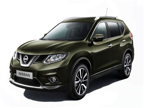 nissan  trail car  catalog