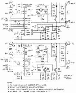 Klipsch Promedia V5 1 Amplifier Repair