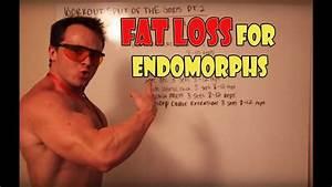 Fat Loss For Endomorphs