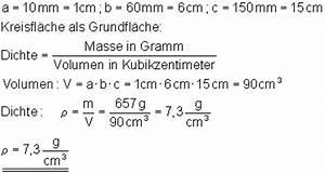 Volumen Berechnen Liter : l sungen volumen und massenberechnung ii ~ Themetempest.com Abrechnung