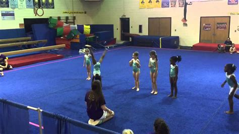 Usag Level 3 Floor Routine 2015 by Gymnastics Floor Routine April 2015