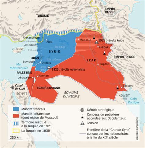 Empire Ottoman Histoire by Avril 1920 La Conf 233 Rence De San Remo Le Partage De L