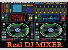 Mobile DJ Mixer for Android