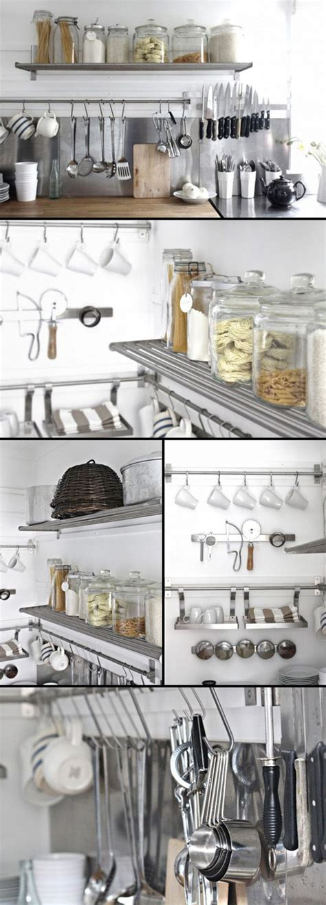 kitchen wall organization systems 23 best images about wall rail organization systems on 6429