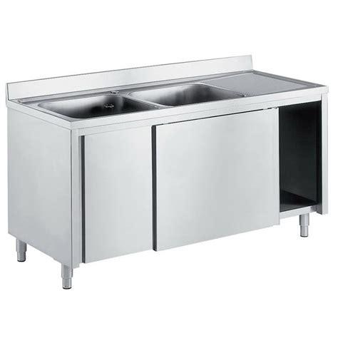 Lavello Inox 2 Vasche by Lavelli Inox Attrezzature E Forniture Professionali Per