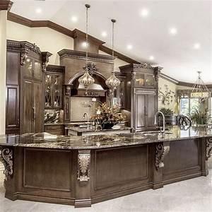50, Luxury, Kitchen, Design, Ideas