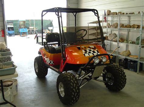 yamaha golf cart electric motor upgrades high speed