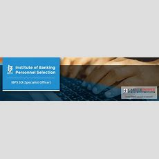 Ibps So Final Result 201819 Out Check Cutoff Marks Here