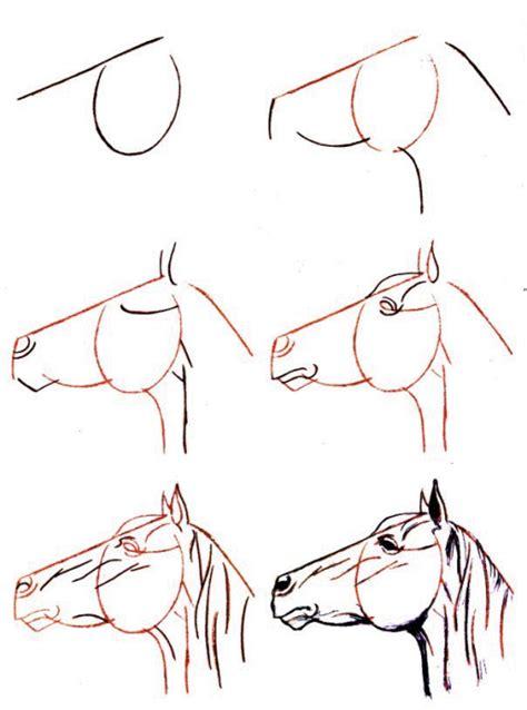 comment dessiner un ladaire comment dessiner cheval