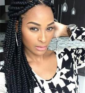 Braided Hairstyles For African American Lovely Braided