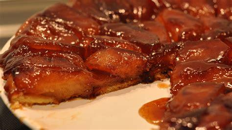 hervé cuisine tarte tatin recette de la tarte tatin aux pommes caramélisées