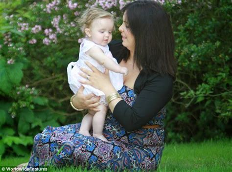 Mother Anna Binks Finally Has Miracle Daughter After Ten Fertility Treatments In Ten Years