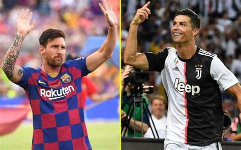 Its Messi vs Ronaldo again: Champions League 2020/21 draw ...