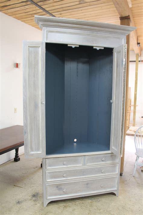 white washed corner cabinet ecustomfinishes