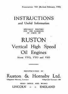 Vintage Truck - Marine - Stationary Engines