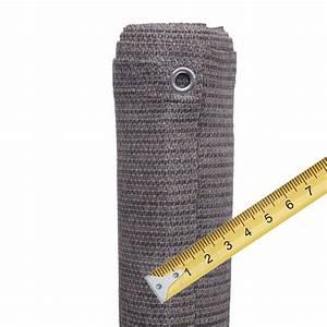 Sichtschutzmatten Kunststoff Meterware : balkonbespannung pe meterware classik bicolor beige grau sichtschutz ~ Eleganceandgraceweddings.com Haus und Dekorationen