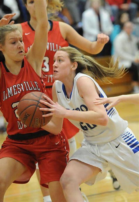 UPDATED: Girls Basketball: Whitesboro comes up short ...