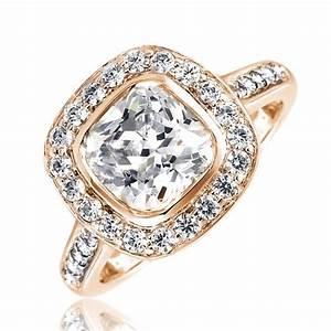 cushion cut diamond cushion cut diamond engagement rings With cushion cut halo engagement ring with wedding band